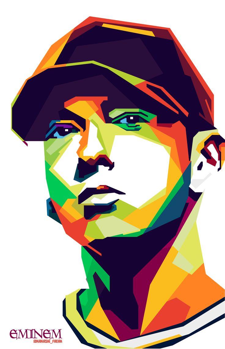 Eminem in WPAP