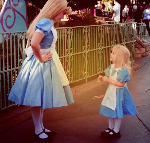 This is what Disney is all about... If this doesn't put a smile on your face, nothing can!