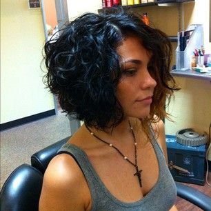 This is what I want to do with my hair if I get the courage to cut off my long…