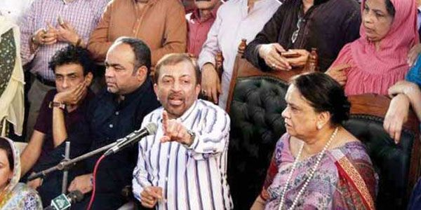#MQMP to flex muscles in #Karachi today