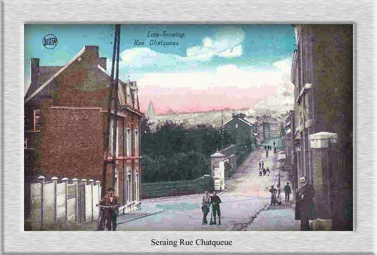 Rue de la chaqueue seraing autrefois 11 pinterest for Autrefois decoration