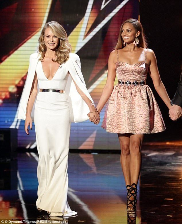 Complaints: She and her fellow judge on Britain's Got Talent, Alesha Dixon, had previously found themselves at the centre of complaints to TV watchdog Ofcom