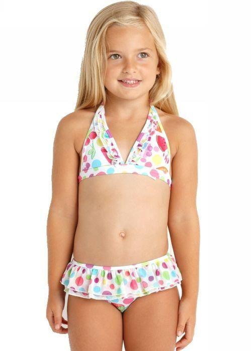 Skirtini Swimwear For Juniors