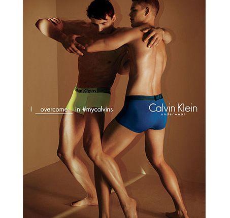 Calvin Klein men's Underwear wiosna 2016