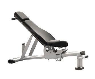 Posilovací náčiní značky Life Fitness vynikají kvalitním konstrukčním zpracováním, extrémní dlouhou životností a nastavovacími možnostmi - tak jako právě tato posilovací lavice Life Fitness!