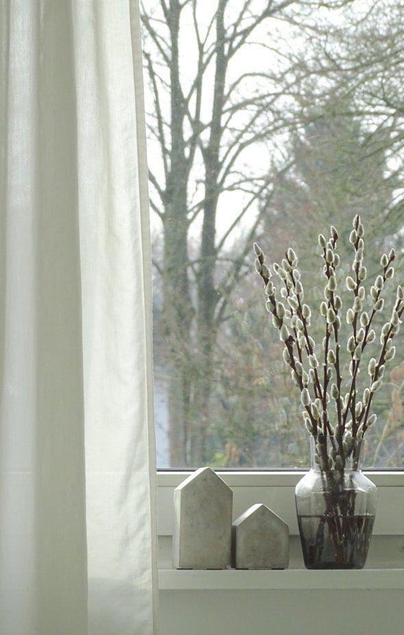 Fensterdeko Schone Ideen Zum Dekorieren Fenster Dekor Badezimmer Dekor Diy Fensterdeko
