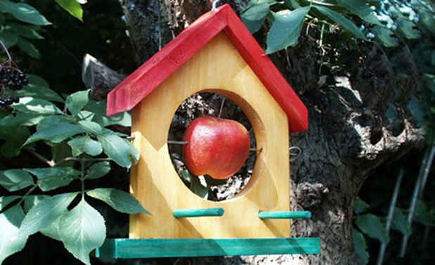 die besten 25 vogelfutterhaus selber bauen ideen auf. Black Bedroom Furniture Sets. Home Design Ideas