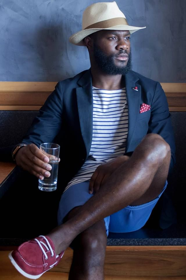 Bearded Black Man | Sexy Lives | Pinterest
