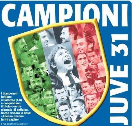 2012/2013  Seria A champions