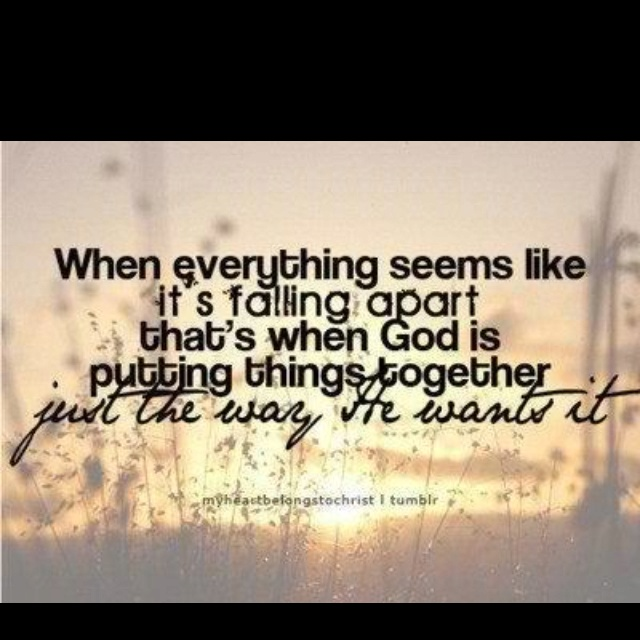 .: Sayings, Inspiration, Quotes, Faith, God Is, Truth, So True, Falling Apart