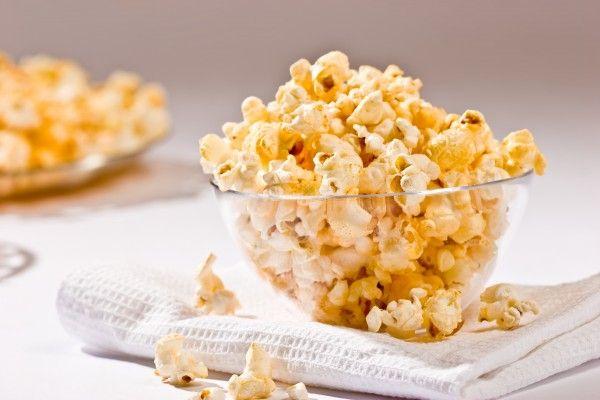 La recette du popcorn caramélisé