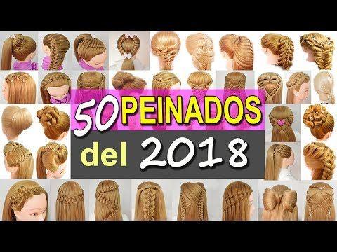 50 Peinados Faciles Y Rapidos Con Trenzas Para Este 2018 De Fiestas