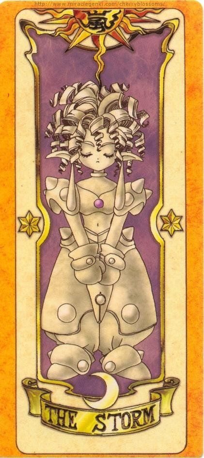 Clow Card ~ The Storm