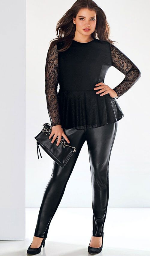 40 best mode femmes rondes images on pinterest curvy girl fashion feminine fashion and plus. Black Bedroom Furniture Sets. Home Design Ideas