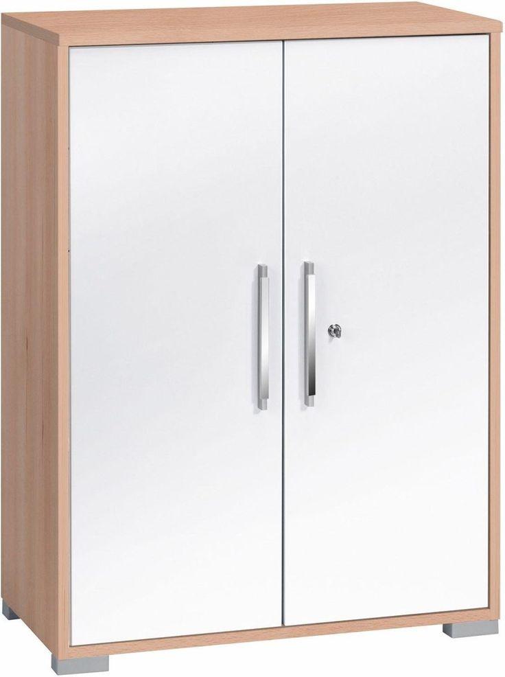 MAJA Möbel Büroschrank »System« beige, Hochglanz Jetzt bestellen unter: https://moebel.ladendirekt.de/wohnzimmer/schraenke/weitere-schraenke/?uid=01e03a3d-b273-558c-803f-87e91147e168&utm_source=pinterest&utm_medium=pin&utm_campaign=boards #schraenke #büroschrank #wohnzimmer #weitereschraenke