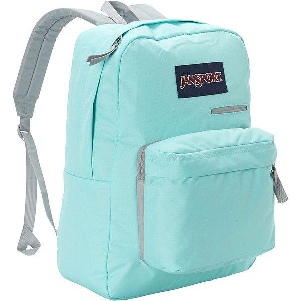 Gym Bag Jansport: JanSport Digibreak Laptop Backpack ($40) Liked On Polyvore