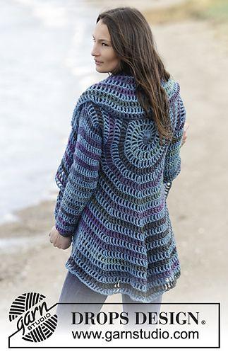 Ravelry: 165-40 Gypsy Blue pattern by DROPS design