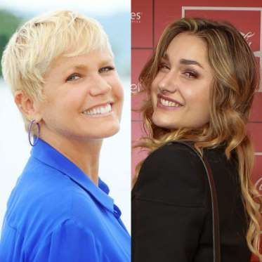 Xuxa Meneghel exaltou relação com a filha, Sasha, no especial de Natal do seu programa nesta segunda... - Divulgação, Record/ Agnews