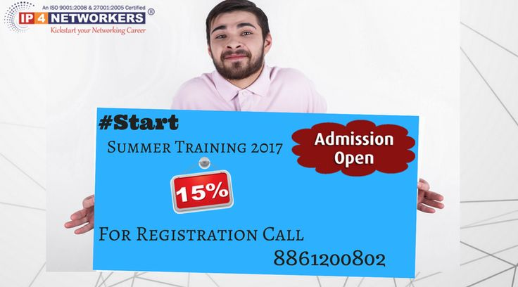 We provide best summer training or industrial training in Bangalore India. Ip4networkers offer high quality and comprehensive training at very affordable price. We have big and well maintained labs to give you practical experiences.