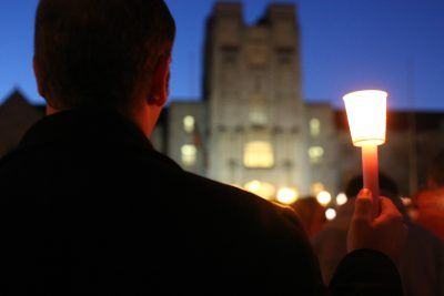 Five years ago today, tragedy struck in Virginia, reverberating around the nation and the world. Today we remember the lives lost on April 16, 2007 at Virginia Tech. Our thoughts and prayers are with Hokies everywhere.Living Lost, Ago Today, Tragedy Struck, Years Ago, April 16, April Shower, Footballl Vols Hokie, Virginia Tech, Hokie Everywhere