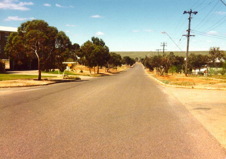 Woomera Banool Avenue 1974