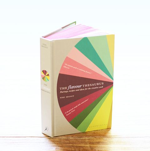 The Flavour Thesaurus tells of wonderful flavor combinations. I think I need this!!!