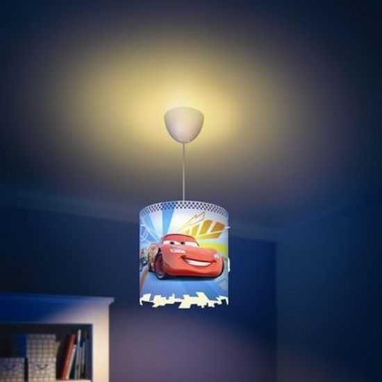 Dětský lustr 71751/32/16, #chandelier #auta #cars #ceiling #children #kid #kids #baby #boy #led #philips