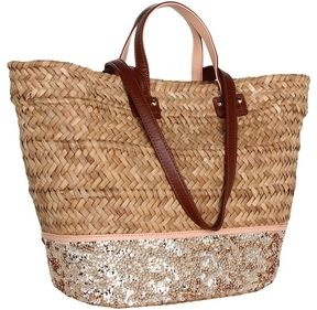42 best images about Bags on Pinterest | Straw beach bags, Furla ...