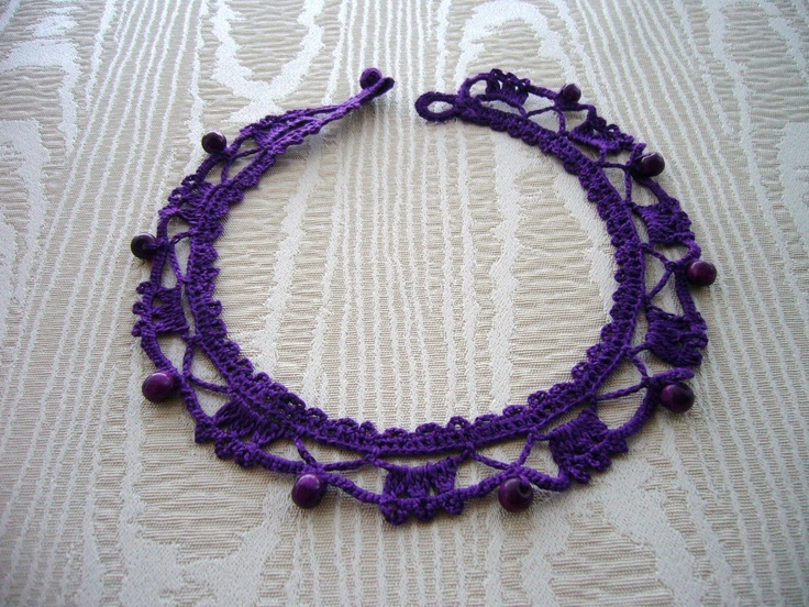 Necklace     http://www.etsy.com/shop/CraftsbySigita
