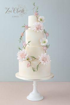 Dahlia Dream Cake