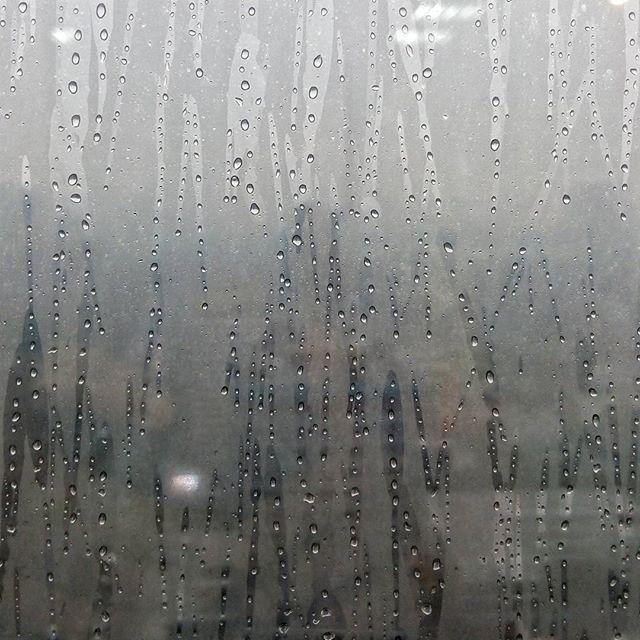 WEBSTA @ jakaanindita - Heavy rain, from above #instajakarta #love #skyscraper #architecture #rainyday #jakartabanget #cityscape