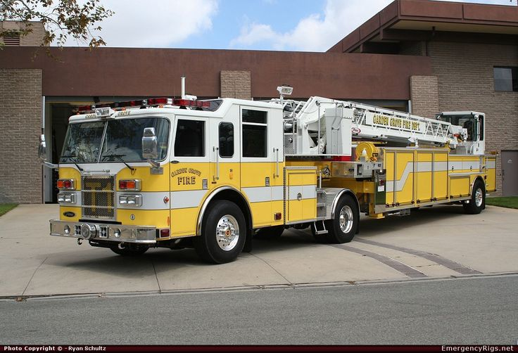 443 Best Images About Fire Trucks On Pinterest