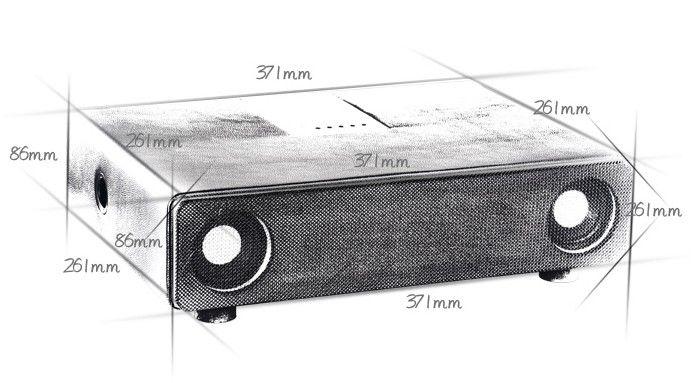 >> Click to Buy << speaker hifi bluetooth lautsprecher wireless sound home cinema system audio boom box altavoces bluetooth 4.0 power amplifiers #Affiliate