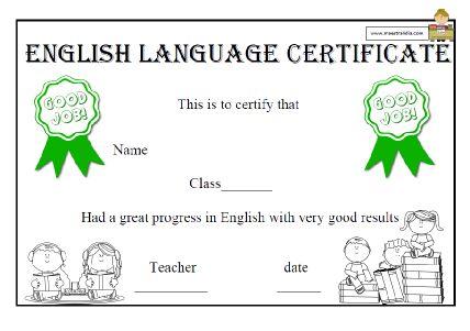 English Language Certificate.pdf