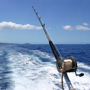 Deep sea fishing in Hawaii!!