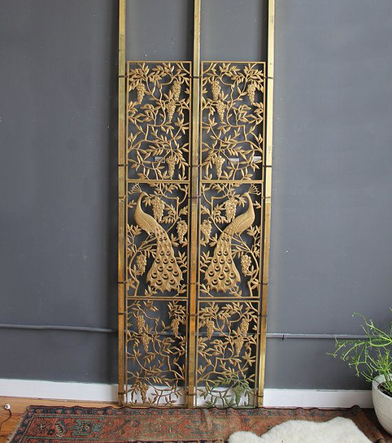 room divider privacy screen ikea regency ornate brass peacock photo target screens australia