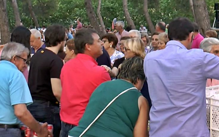 Castellnovo celebra la fiesta de la Mina con una elevada participación
