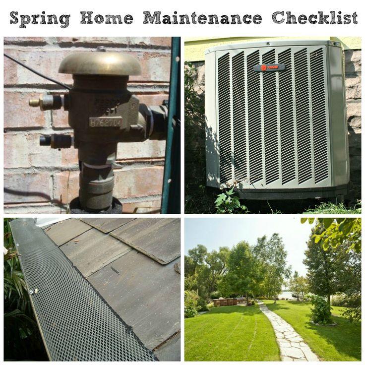 12 best spring home maintenance images on pinterest