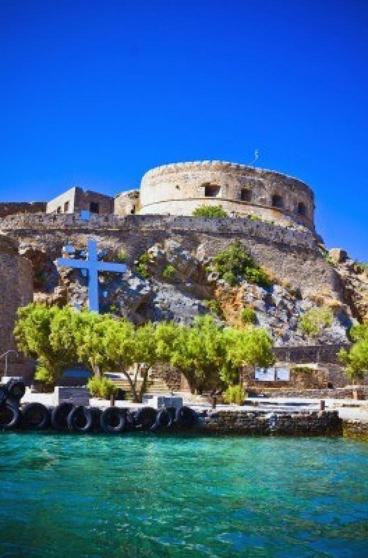 Spinalonga Fortress Greece - Last Active Leprosy Colony