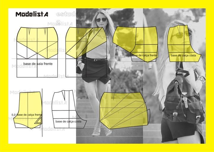 Superb Tutorial And Pattern For This New Style Skirt I Have Been Coveting Short Hairstyles Gunalazisus