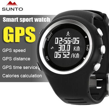Northedge кроссовки мужские спортивные часы GPS часы цифровой водонепроницаемый военные наручные часы 2015 мужчины кроссовки калорий скорость темпы