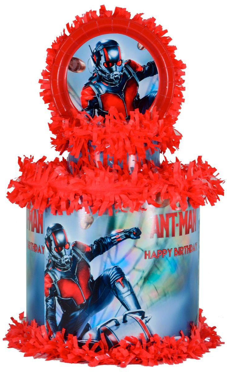 Ant-Man Personalized Pinata - WorldOfPinatas.com