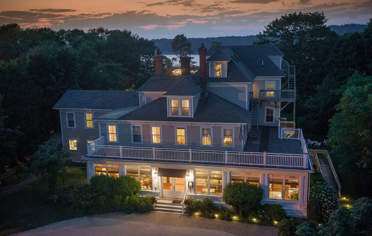 Bass Cottage Inn, Bar Harbor, Maine