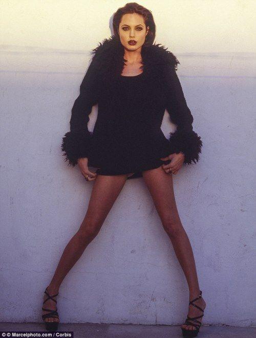 Angelina Jolie 90s
