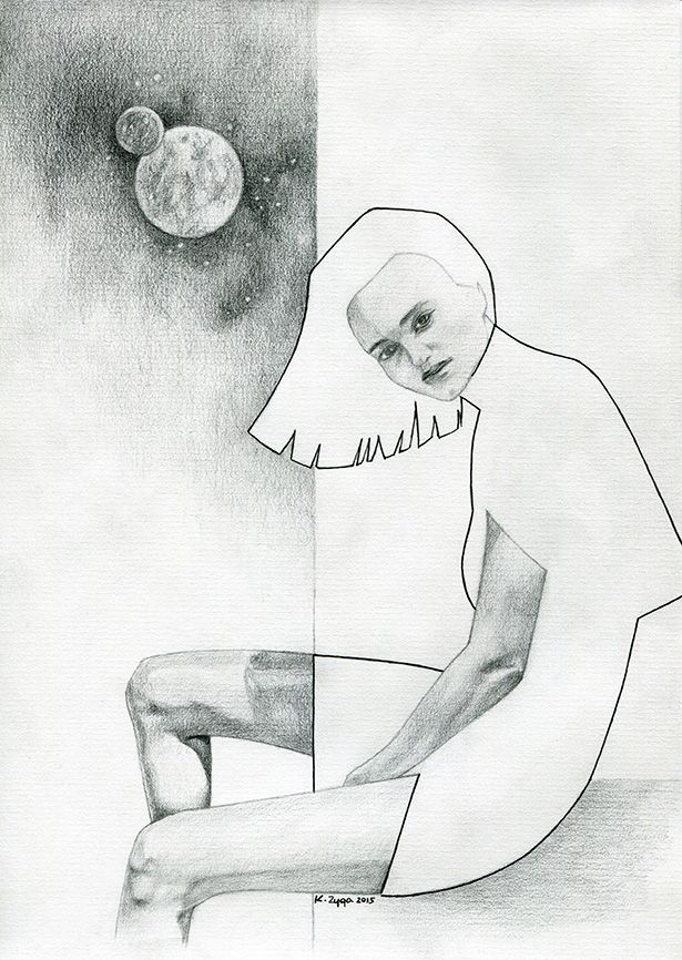 Message from Home - by Karina Zyga (Vistingri)