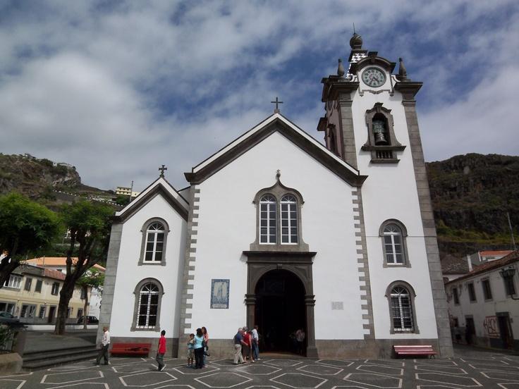 Igreja Matriz de São Bento - Ribeira Brava Madeira - JL