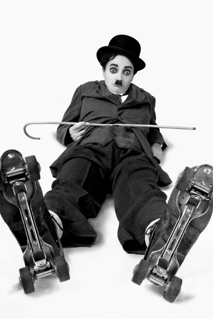 Lucie Bílá jako Charlie Chaplin