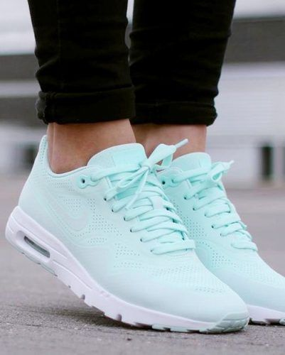 nike mint shoes- Nike running shoes http://www.justtrendygirls.com/nike-running-shoes/