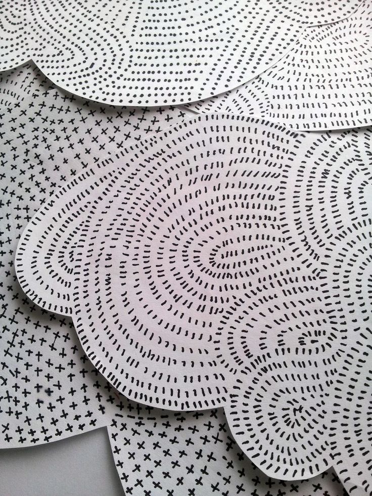 Illustration process by Meri Malmi