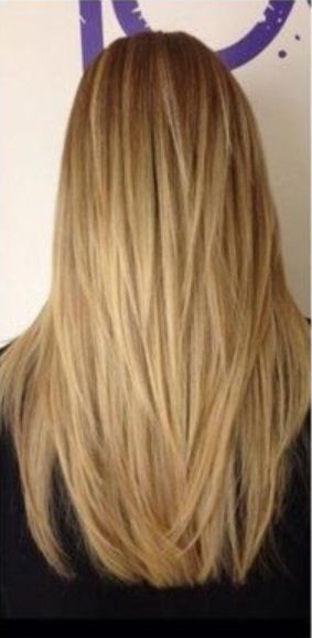Love this persons hair!!!